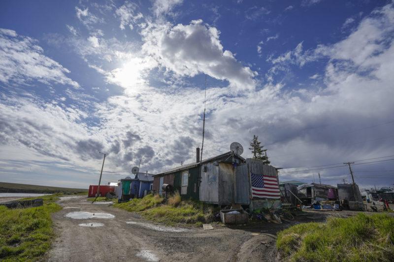 House in Alaska.